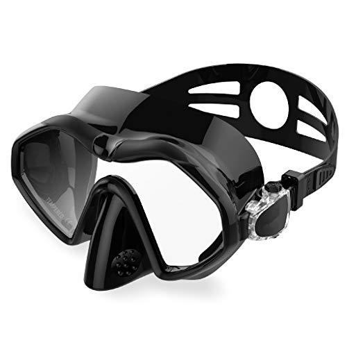 Romsion Mask Anti-mist Zwembril Volwassene Professioneel Duiken Half Gezichtsmasker