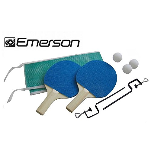 Best Price! Emerson Tabletop Ping Pong Game Set