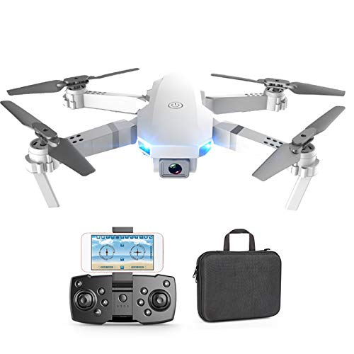 Mini Drone, Portable Drone, Drone with 4k Camera for Adults, Foldable Drone with 15 Mins Flight Time, Remote Controller, Includes Carring Case,Battery
