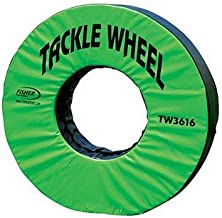 Fisher Tackle Wheel (Inner: 22 in. Dia, Outer: 36 in. Dia.)