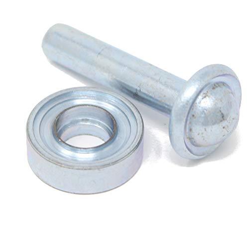 BIG-SAM - Ösenwerkzeug für Ösen mit Scheiben 4/5 / 8/11 oder für 14 mm Ringinnendurchmesser Ösen (11mm)