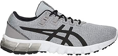 ASICS Men's Gel-Quantum 90 Running Shoes, 7M, MID Grey/Black