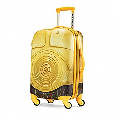 American Tourister Star Wars Hardside Spinner 21, C3PO