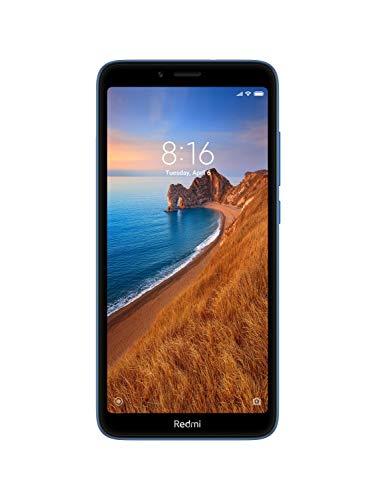 Smartphone Xiaomi Redmi 7A 32Gb Ram 2Gb Rom -Azul - Versão importada