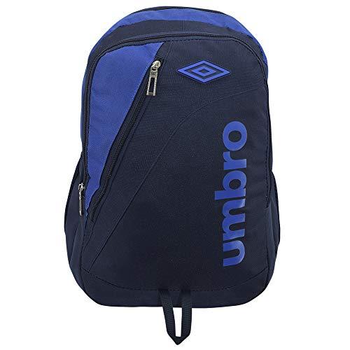 UMBRO Mochila Original Casual Deportiva Porta Laptop (Azul)