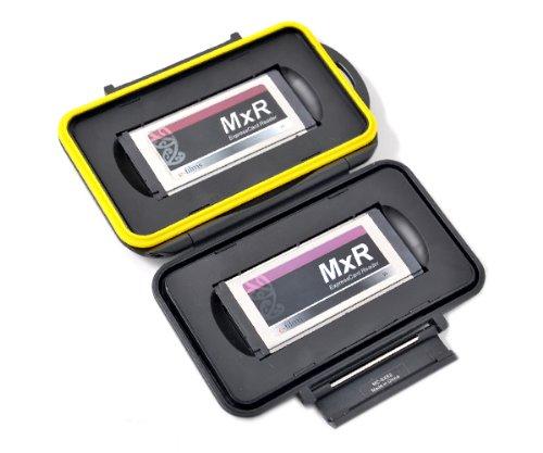 Speicherkarten Schutzbox für 2 Stück SXS Karten - Wasserdicht