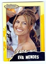 Eva Mendes trading card (Training Day, Exit Wounds) 2008 Popcardz #3