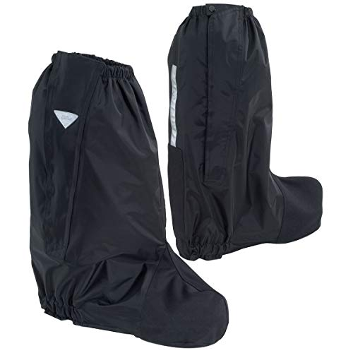 Tour Master Deluxe Boot Rain Covers - X-Large/Black