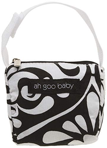Ah Goo Baby Pacifier Holder and Tote, Audrey Pattern