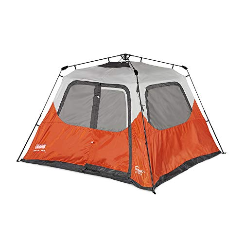 Coleman New Outdoor Camping Waterproof 6 Person Instant Tent - 10'x9'...