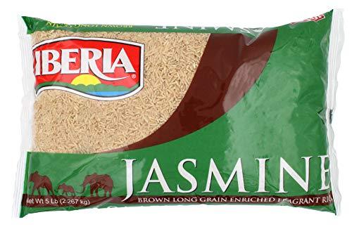 brown rice iberia - 2