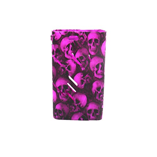 Skull Silicone Protective Skin Case Cover Shield for SMOK T-Priv 220w with TFV8 Big Baby Beast Starter Kit