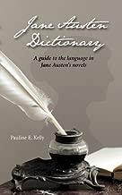jane austen dictionary