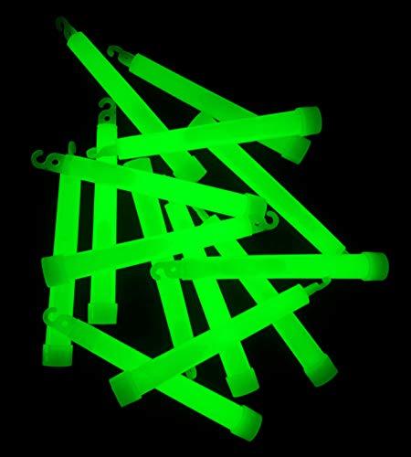 25 Power Knicklichter 150x15 mm GRÜN für Events, Notbeleuchtung, Weg-Markierung, Signalleuchten