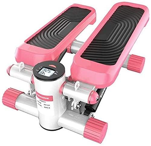 T-Day Stepper Mini Step Trainer Step Trainer Equipo de Fitness Máquinas de Ejercicio Pedal de Escritorio con diseño único Pedales cómodos