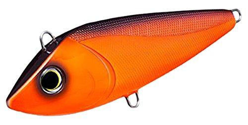 Yo-Zuri R1158-COB Bonita Trolling Sinking Lure, Orange/Black, 210mm 8-1/4'