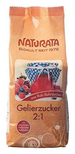 Naturata Bio Gelierzucker 2:1 (8 x 500 gr)