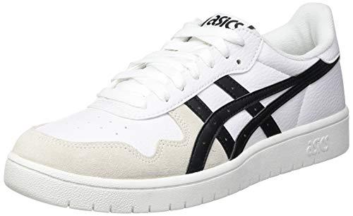 ASICS Herren Japan S Running, White/Black, 44.5 EU