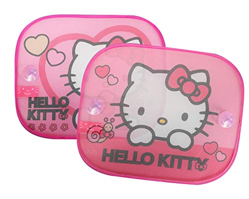 Lot de 2 pare-soleil Hello Kitty