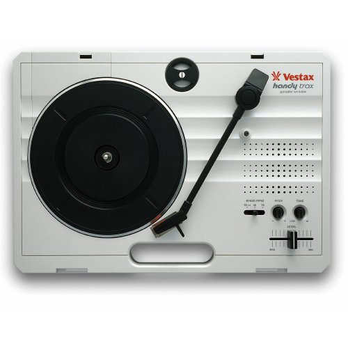 Vestax Handy Trax Portable Turntable