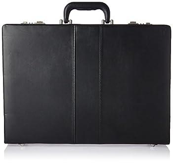 Lorell Expandable Attache Case Black