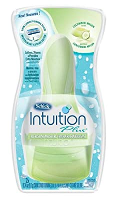 Schick Intuition Plus Refreshing