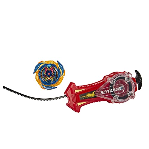 BEYBLADE Burst Surge Speedstorm Spark Power Set -- Battle Game Set with Sparking Launcher and Right-Spin Battling Top Toy