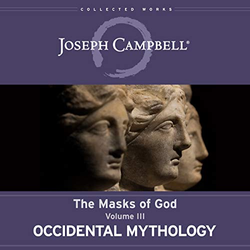 Occidental Mythology audiobook cover art