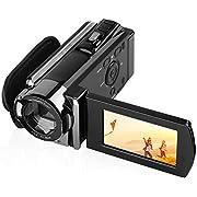 PowerLead Puto PLD006 HD1080P 16MP Digital Video Camcorder Camera DV 3.0inch High Definition Digital Video Camcorder TFT LCD 16x Zoom Video Recorder Camera