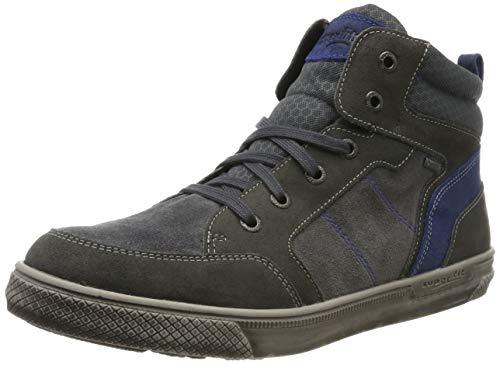 Superfit Jungen Luke Gore-Tex 500201 Hohe Sneaker, Grau (Grau/Blau 20), 37 EU