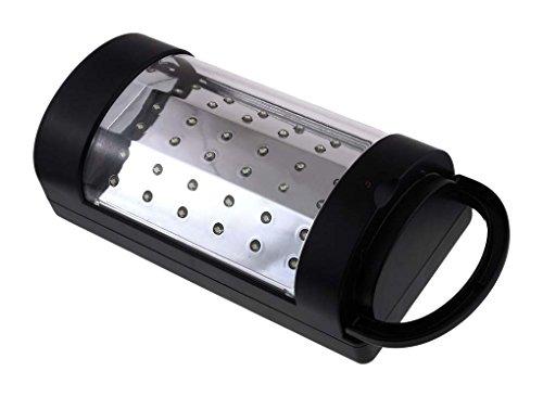 Powery Lampe de camping Led TL de L03 Noir Ven. 5.50. Cal. 1.1