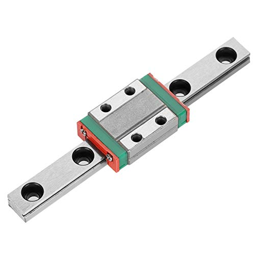 Lineaire schuifrailgeleider 1delige 4puntscontact Lineaire railgeleider voor automatische apparatuur Industriebesturing Precisie Lineaire machines Precisiemeetapparatuur95