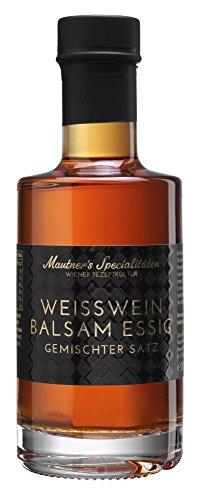 Mautner Markhof Spezialitäten Weisswein Balsam Essig 0,2l