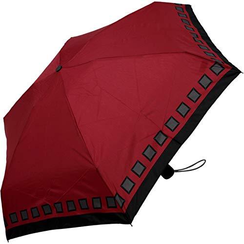 Pierre Cardin - Plegable Mujer Rojo Rojo 99 cm
