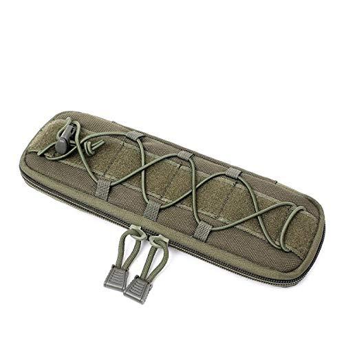 Select Zone EDC Tactical Blade Zaino Marsupio Marsupio Marsupio Marsupio Borsone Militare Accessori Per Caccia Campeggio Escursioni (Colore: Verde Militare)