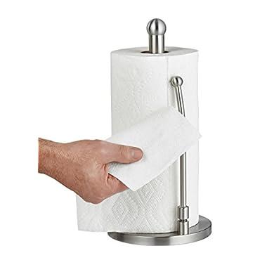 Alpine Industries Stainless Steel Paper Towel Holder Keeps Kitchens Tidy