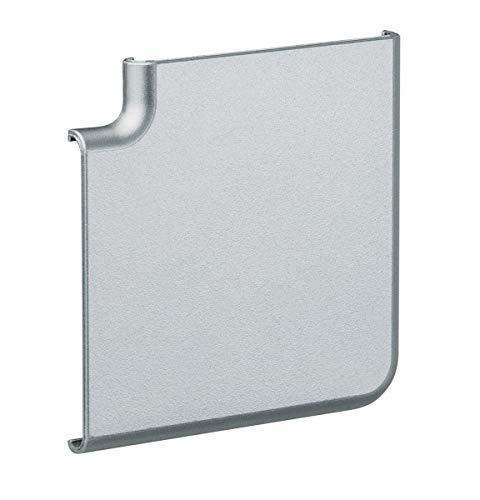 Paulmann 70453 Function Duo Profil Kit de 2 Corner 90° Alu Mat Plastique, Matière, 6 x 6 x 2 cm