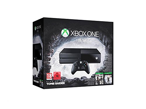Xbox One - Consola 1 TB + Rise Of The To...