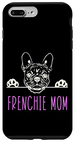 iPhone 7 Plus/8 Plus Frenchie Mom with French Bulldog Case