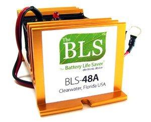 Battery Life Saver BLS-48BW 48 Volt Battery System Desulfator Rejuvenator