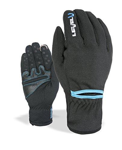 Level Trail Polartec I-Touch Gants Multisport Homme, Noir, FR (Taille Fabricant : XXL)
