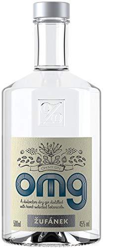 OMG Oh my Gin 0,5 L. Distillery Zufanek