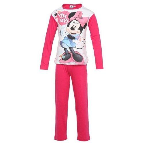 Pyjama Minnie Disney * broek + T-shirt, lange mouwen