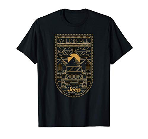 Jeep Wild and Free T-Shirt