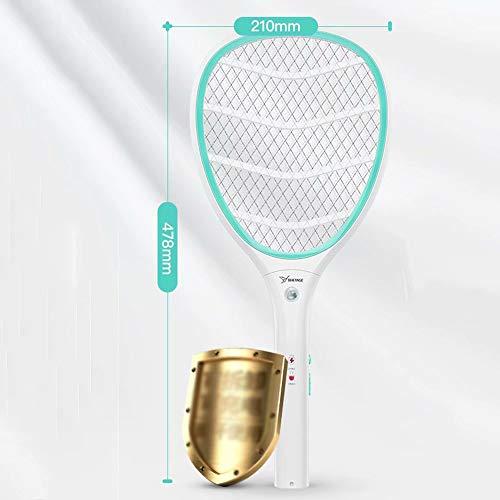 3 XLarge Scacciamosche SWAT Insetto Killer WASP Zapper insetto zanzara in plastica Catcher