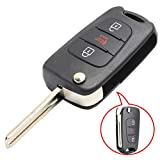 Beefunny Replacement Remote Car Key Fob 315MHz ID46 Chip for Kia Sportage 2010-2013 NYOSEKSAM11ATx (1)