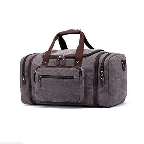 Bagage Bag Canvas Schoudertas Messenger Bag Bagage Bag Grote Capaciteit Reistas
