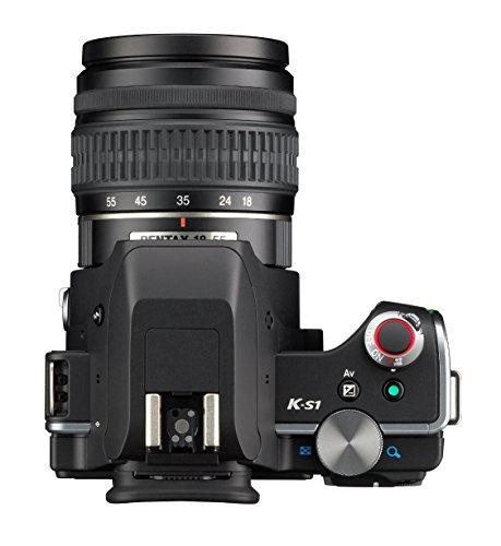 Pentax K S1 Fotocamera Digitale, Sensibilità ISO