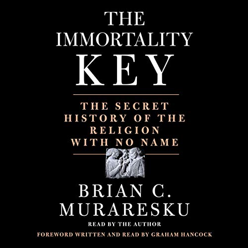 The Immortality Key cover art