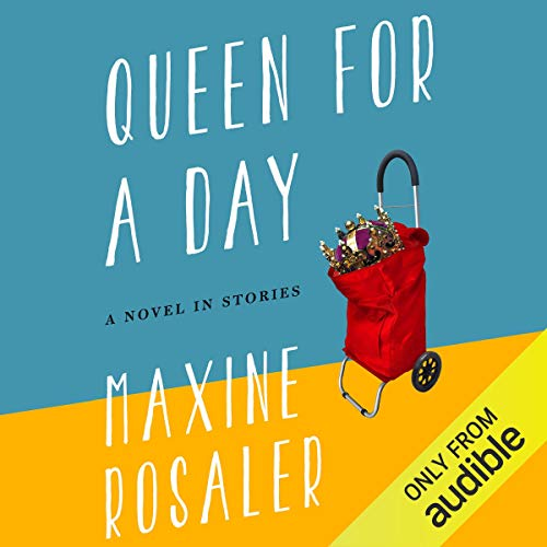 Queen for a Day audiobook cover art
